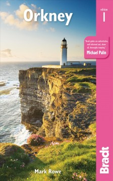 Bradt travel guide.. Orkney cover image