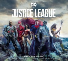 Justice League : the art of the film cover image