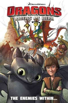 Dragons : riders of Berk. 2, The enemies within-- cover image