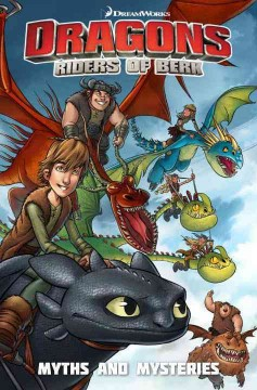 Dragons, riders of Berk. 3, Myths and mysteries cover image