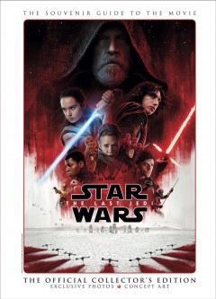 Star wars, the last Jedi : the official collector's edition cover image