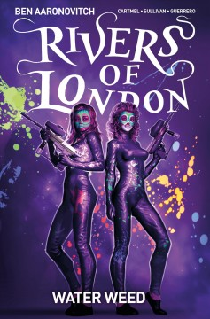 Rivers of London. Water weed cover image