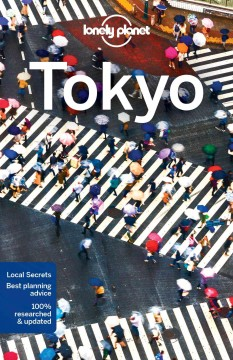 Lonely Planet. Tokyo cover image