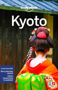 Lonely Planet. Kyoto cover image