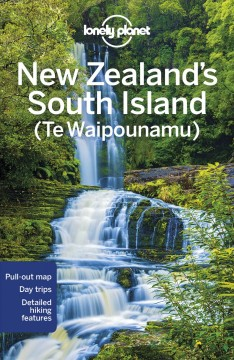 Lonely Planet. New Zealand's South Island cover image