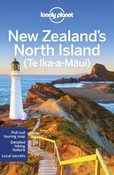 Lonely Planet. New Zealand's North Island cover image
