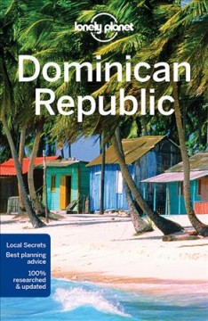 Lonely Planet. Dominican Republic cover image