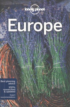 Lonely Planet. Europe cover image