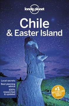 Lonely Planet. Chile & Easter Island cover image