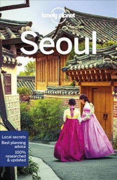 Lonely Planet. Seoul cover image