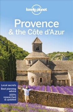 Lonely Planet. Provence & the Côte d'Azur cover image