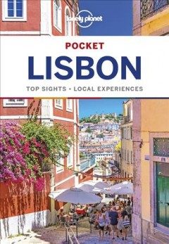 Lonely Planet. Pocket Lisbon cover image