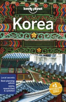 Lonely Planet. Korea cover image