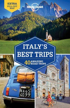 Lonely Planet. Italy's best trips : ... amazing road trips cover image