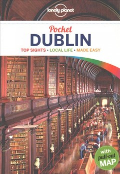 Lonely Planet. Pocket Dublin cover image