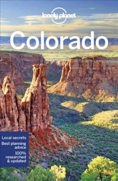 Lonely Planet. Colorado cover image