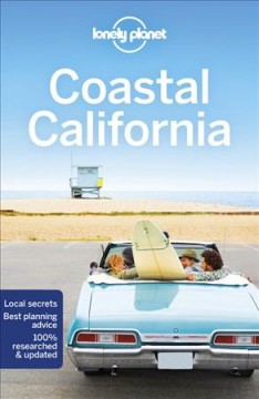 Lonely Planet. Coastal California cover image