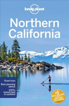 Lonely Planet. Northern California cover image