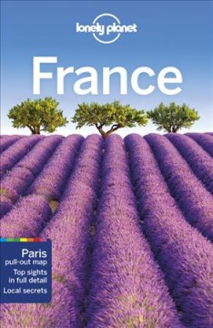 Lonely Planet. France cover image