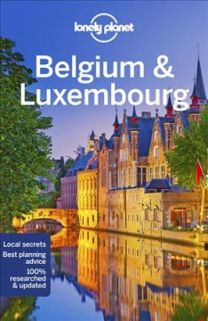 Lonely Planet. Belgium & Luxembourg cover image