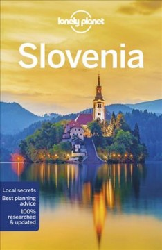 Lonely Planet. Slovenia cover image