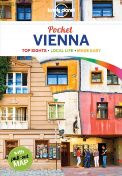 Lonely Planet. Pocket Vienna cover image