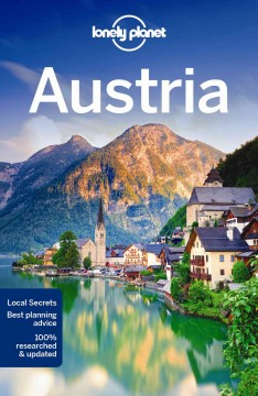 Lonely Planet. Austria cover image