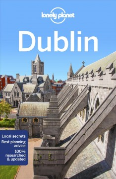 Lonely Planet. Dublin cover image