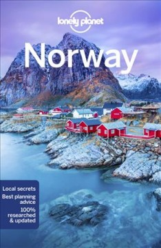 Lonely Planet. Norway cover image