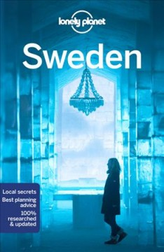 Lonely Planet. Sweden cover image