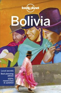 Lonely Planet. Bolivia cover image