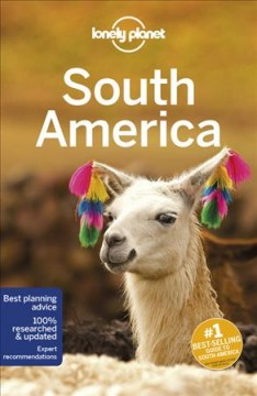 Lonely Planet. South America cover image