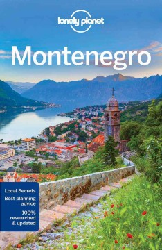 Lonely Planet. Montenegro cover image