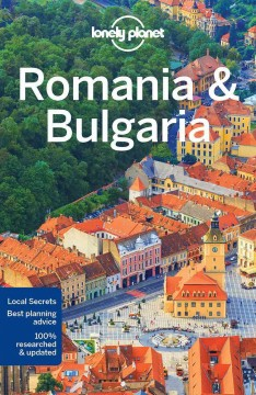 Lonely Planet. Romania & Bulgaria cover image