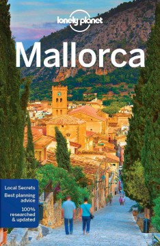 Lonely Planet. Mallorca cover image