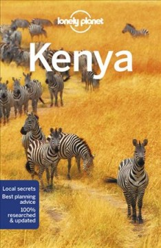 Lonely Planet. Kenya cover image
