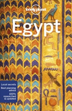 Lonely Planet. Egypt cover image