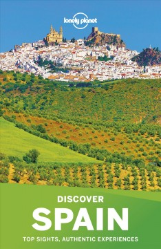 Lonely Planet. Discover Spain cover image