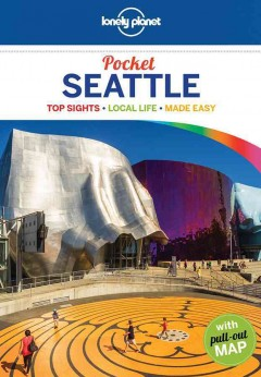 Lonely Planet. Pocket Seattle cover image
