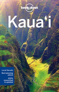 Lonely Planet. Kaua'i cover image