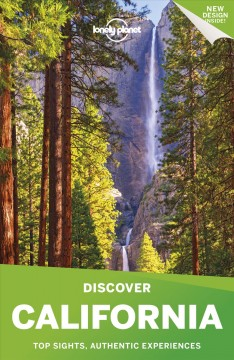 Lonely Planet. Discover California cover image