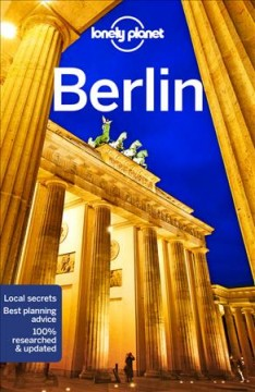 Lonely Planet. Berlin cover image