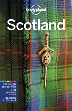 Lonely Planet. Scotland cover image