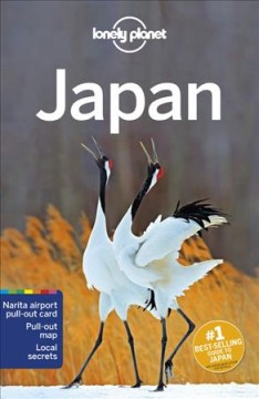 Lonely Planet. Japan cover image