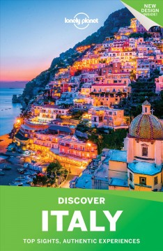 Lonely planet. Discover Italy cover image