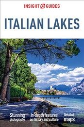 Insight guides. Italian lakes cover image