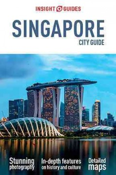Insight guides. Singapore cover image