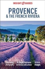 Insight guides. Provence & the French Riviera cover image