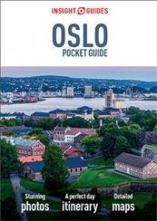 Insight guides. Oslo pocket guide cover image