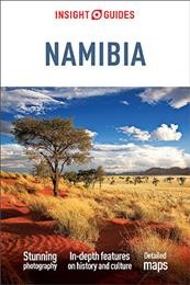 Insight guides. Namibia cover image